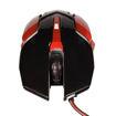 MF Product Strike 0111 Kablolu Rgb Gaming Mouse Kırmızı resmi
