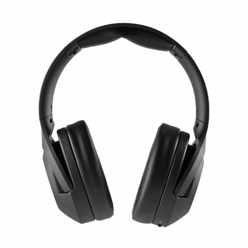MF Product Acoustic 0459 Kulak Üstü Kablosuz Bluetooth ANC Kulaklık Siyah resmi