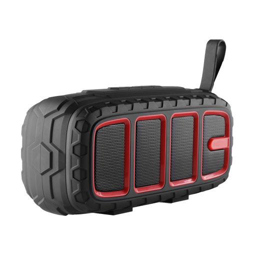 MF Product Acoustic 0147 Kablosuz Bluetooth Hoparlör Siyah resmi