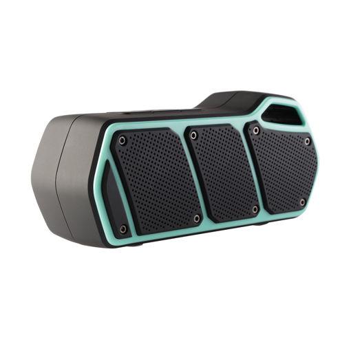 MF Product Acoustic 0151 Kablosuz Bluetooth Hoparlör Yeşil resmi