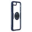MF Product Jettpower 0299 Yüzüklü Telefon Kılıfı iP7/8/ SE 2 Uyumlu Koyu Mavi resmi