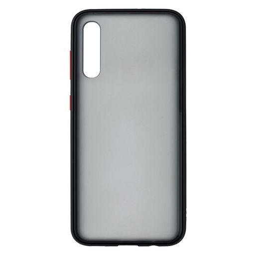 MF Product Jettpower 0312 Telefon Kılıfı Samsung Galaxy A50 Siyah-Kırmızı resmi