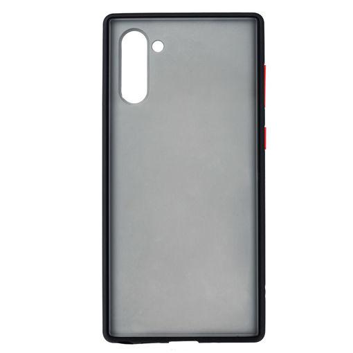 MF Product Jettpower 0316 Telefon Kılıfı Samsung Galaxy Note 10 Siyah-Kırmızı resmi