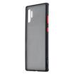MF Product Jettpower 0318 Telefon Kılıfı Samsung Galaxy Note 10 Plus Siyah-Kırmızı resmi