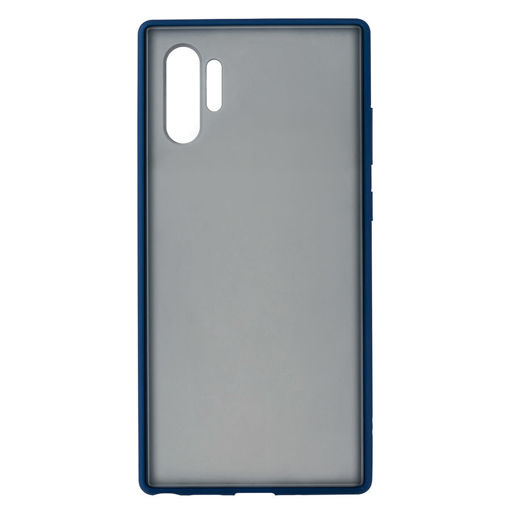 MF Product Jettpower 0318 Telefon Kılıfı Samsung Galaxy Note 10 Plus Koyu Mavi resmi