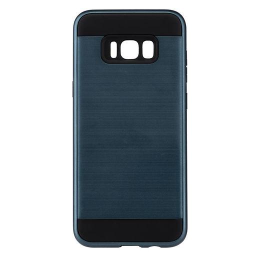 MF Product Jettpower 0320 Telefon Kılıfı Samsung Galaxy S8 Plus Koyu Mavi resmi