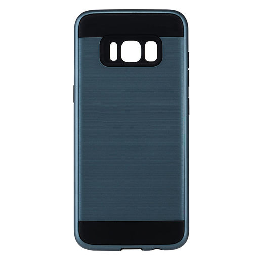 MF Product Jettpower 0319 Telefon Kılıfı Samsung Galaxy S8 Koyu Mavi resmi
