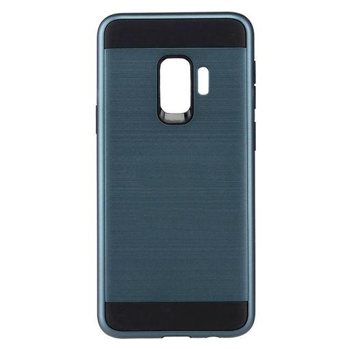 MF Product Jettpower 0321 Telefon Kılıfı Samsung Galaxy S9 Koyu Mavi resmi