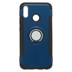 MF Product Jettpower 0330 Yüzüklü Telefon Kılıfı Huawei P20 Lite Koyu Mavi resmi