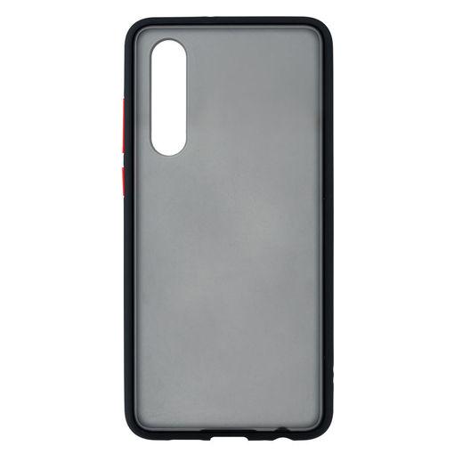 MF Product Jettpower 0333 Telefon Kılıfı Huawei P30 Siyah-Kırmızı resmi