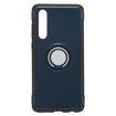 MF Product Jettpower 0334 Yüzüklü Telefon Kılıfı Huawei P30 Koyu Mavi resmi