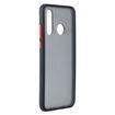 MF Product Jettpower 0335 Telefon Kılıfı Huawei P30 Lite Siyah-Kırmızı resmi