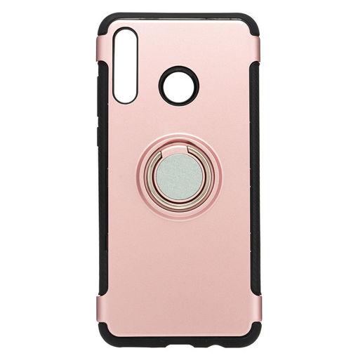 MF Product Jettpower 0336 Yüzüklü Telefon Kılıfı Huawei P30 Lite Rose resmi