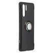 MF Product Jettpower 0337 Yüzüklü Telefon Kılıfı Huawei P30 Pro Siyah resmi