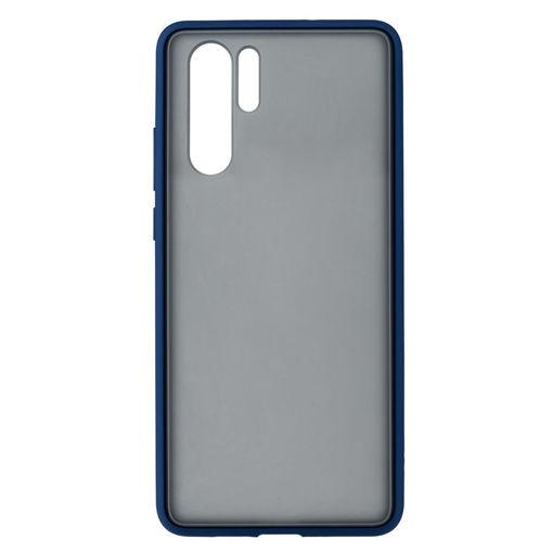 MF Product Jettpower 0338 Telefon Kılıfı Huawei P30 Pro Koyu Mavi resmi