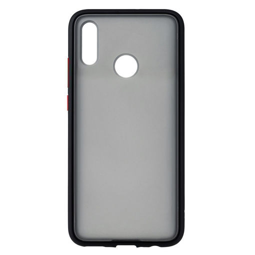 MF Product Jettpower 0339 Telefon Kılıfı Huawei Psmart 2019 Siyah-Kırmızı resmi