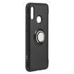 MF Product Jettpower 0340 Yüzüklü Telefon Kılıfı Huawei Psmart 2019 Siyah resmi