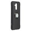MF Product Jettpower 0342 Yüzüklü Telefon Kılıfı Huawei Mate 20 Lite Siyah resmi