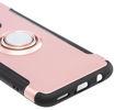 MF Product Jettpower 0342 Yüzüklü Telefon Kılıfı Huawei Mate 20 Lite Rose resmi