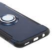 MF Product Jettpower 0342 Yüzüklü Telefon Kılıfı Huawei Mate 20 Lite Koyu Mavi resmi