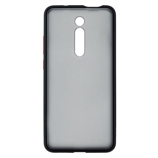MF Product Jettpower 0348 Telefon Kılıfı Xiaomi Mi 9T Siyah-Kırmızı resmi