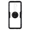 MF Product Jettpower 0352 Yüzüklü Telefon Kılıfı Oppo Reno 2Z Siyah resmi