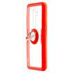 MF Product Jettpower 0352 Yüzüklü Telefon Kılıfı Oppo Reno 2Z Kırmızı resmi