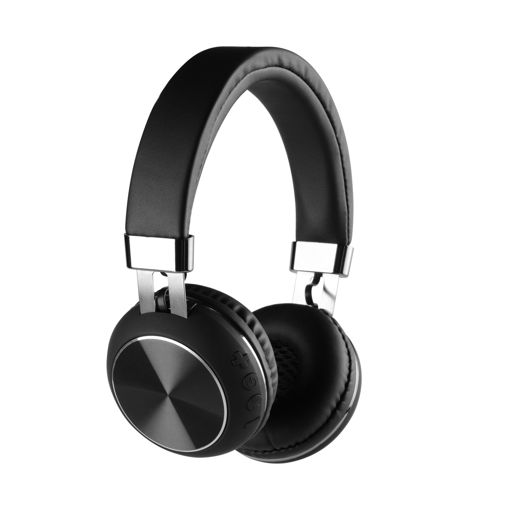 MF Product Acoustic 0234 Kablosuz Kulak Üstü Bluetooth Kulaklık Siyah resmi