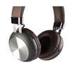 MF Product Acoustic 0234 Kablosuz Kulak Üstü Bluetooth Kulaklık Kahverengi resmi