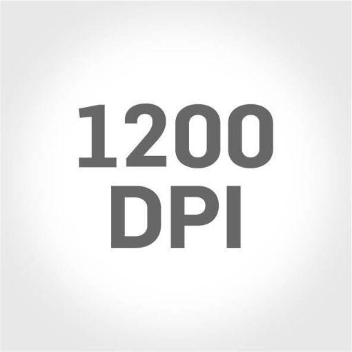 1200 DPI ile Hareket Özgürlüğü