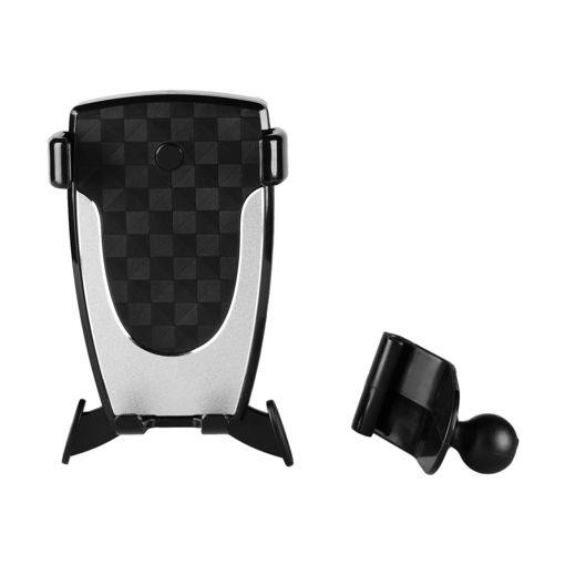 MF Product Jettpower 0203 Araç İçi Telefon Tutucu Izgara Klipsli & Askılı Siyah resmi