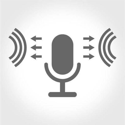 Katlanabilir Mikrofon ile Kontrol Sende