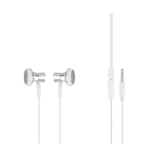 MF Product Acoustic 0153 Mikrofonlu Kablolu Kulak İçi Kulaklık Beyaz resmi