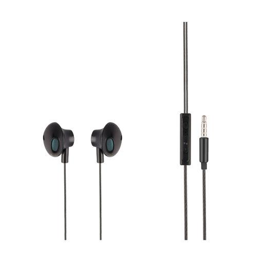 MF Product Acoustic 0154 Mikrofonlu Kablolu Kulak İçi Kulaklık Siyah resmi