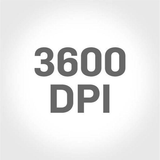 3600 DPI