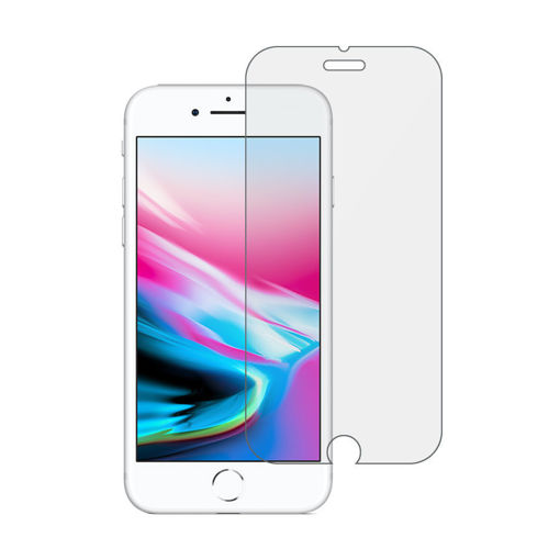 MF Product Jettpower 0373 Klasik Ekran Koruyucu Cam iPhone İ6/İ7/İ8/SE 2 resmi