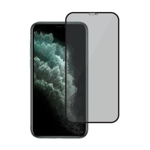 MF Product Jettpower 0382 2.5D Renkli Ekran Koruyucu Cam iPhone Xs Max / 11 Pro Max resmi