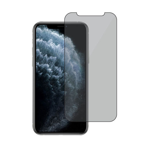 MF Product Jettpower 0387 Privacy Ekran Koruyucu Cam iPhone Xs Max / 11 Pro Max resmi