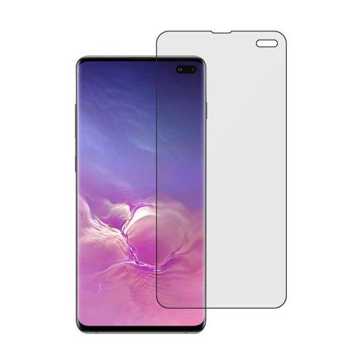 MF Product Jettpower 0401 Klasik Ekran Koruyucu Tpu Samsung Galaxy S10 Plus resmi