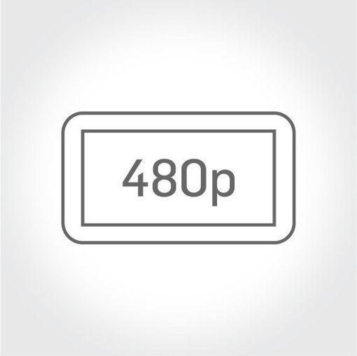 480p Kamera