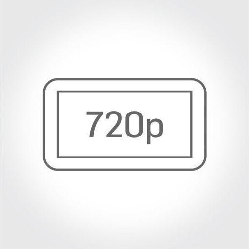 720p Kameralı
