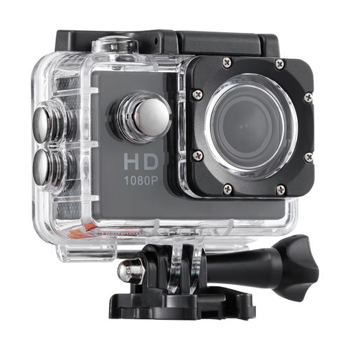 MF Product Fit N Joy 0285 1080P Wi-fi Aksiyon Kamera Siyah resmi