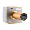 MF Product Acoustic 0253 Karaoke Mikrofon Gold resmi