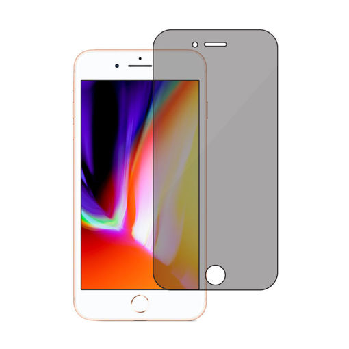 MF Product Jettpower 0384 Privacy Ekran Koruyucu Cam iPhone 7P/8P resmi