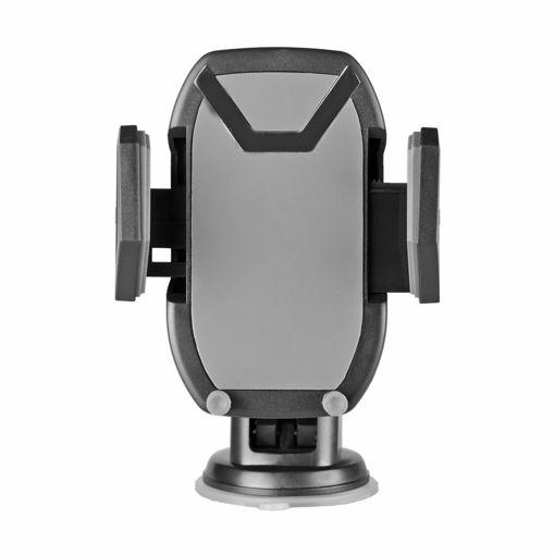 MF Product Jettpower 0202 Teleskopik Araç İçi Telefon Tutucu Siyah resmi