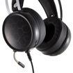 MF Product Strike 0163 Rgb Kablolu Kulak Üstü Oyuncu Kulaklığı 3.5 mm & Usb Siyah resmi