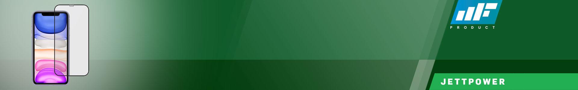 MF Product Jettpower 0391 Premium Ekran Koruyucu Cam iPhone Xr/11 tam sana göre!