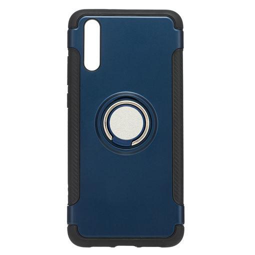 MF Product Jettpower 0328 Telefon Kılıfı Huawei P20 Koyu Mavi resmi