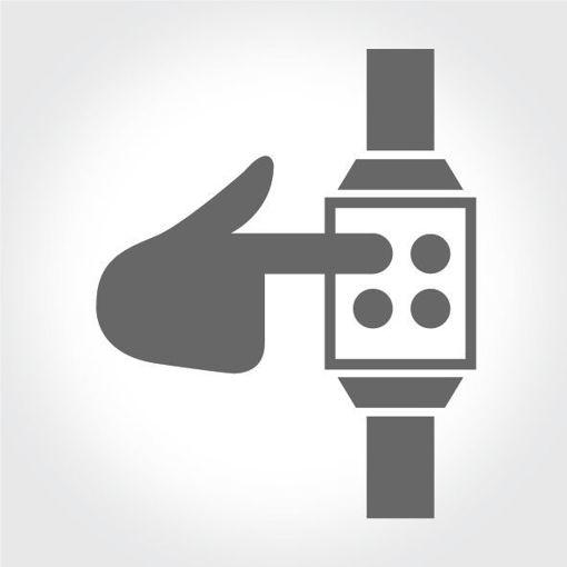 Dokunmatik Ekran ile Kolay Kullanım