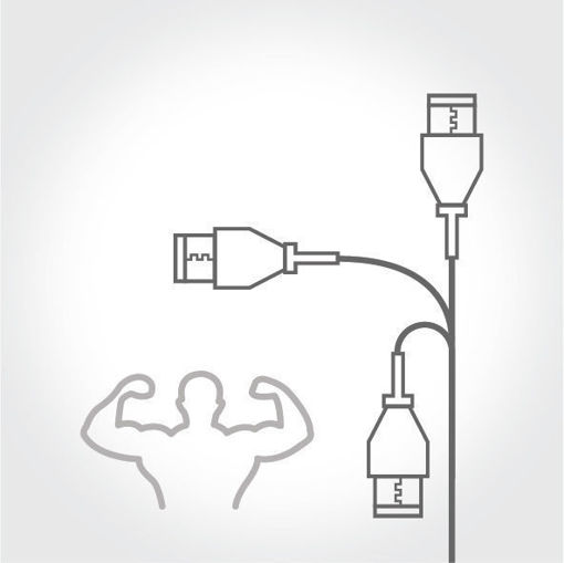 TPE Kaplama Yassı Kablo